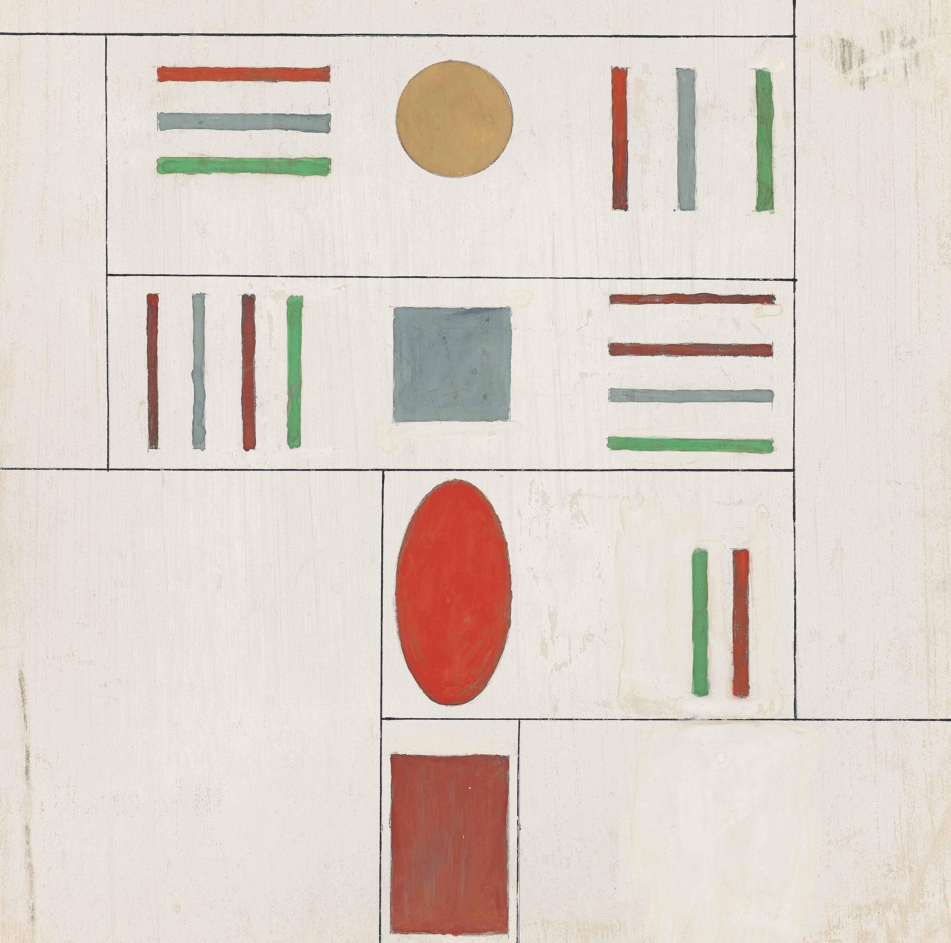 Fonction de formes et de couleurs