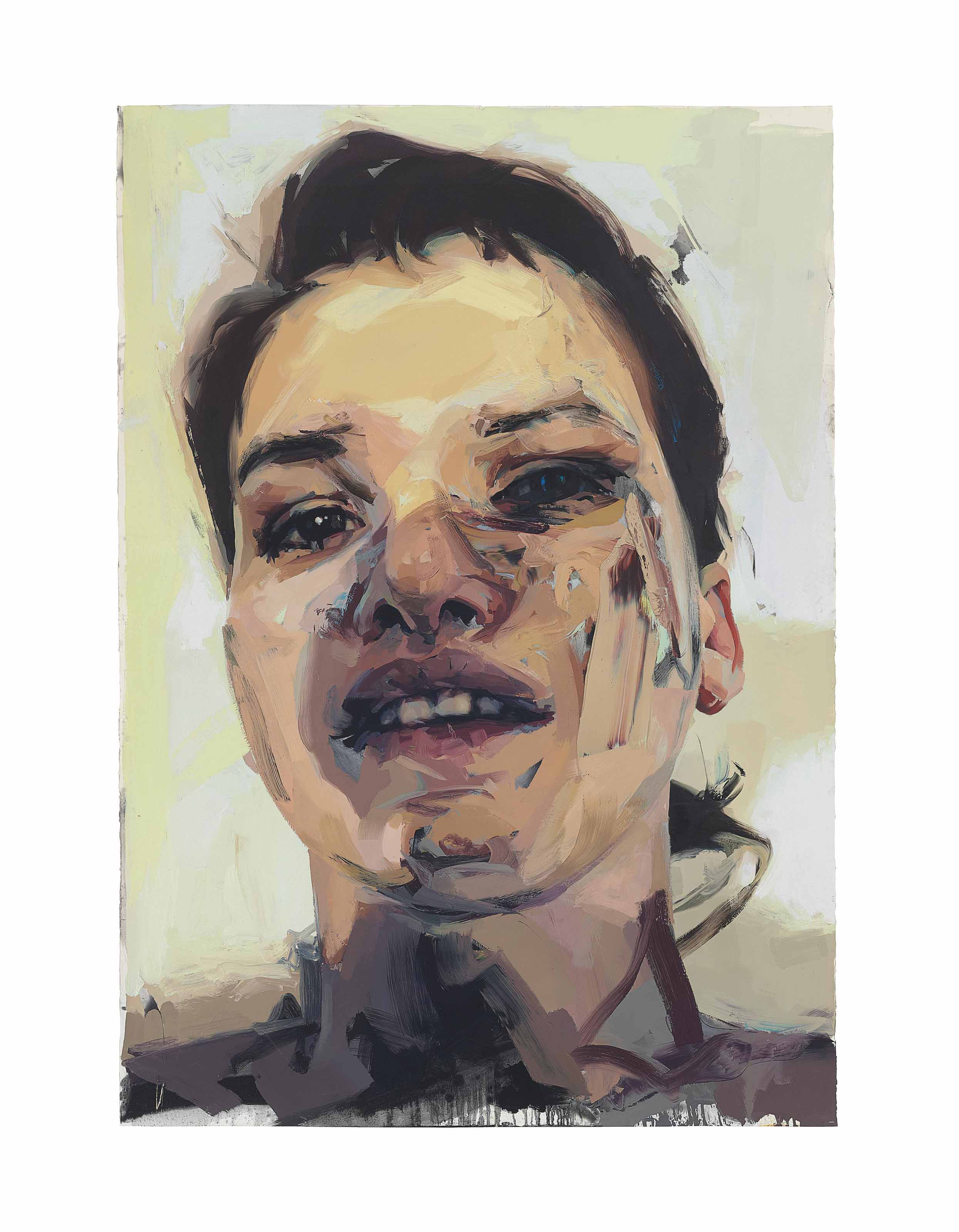 Jenny Saville (b. 1970)