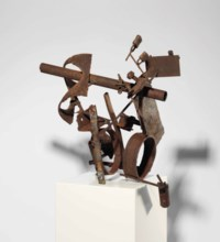 Untitled (Relief with Locks)