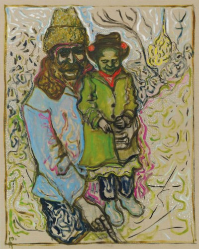 Billy Childish (b. 1948)