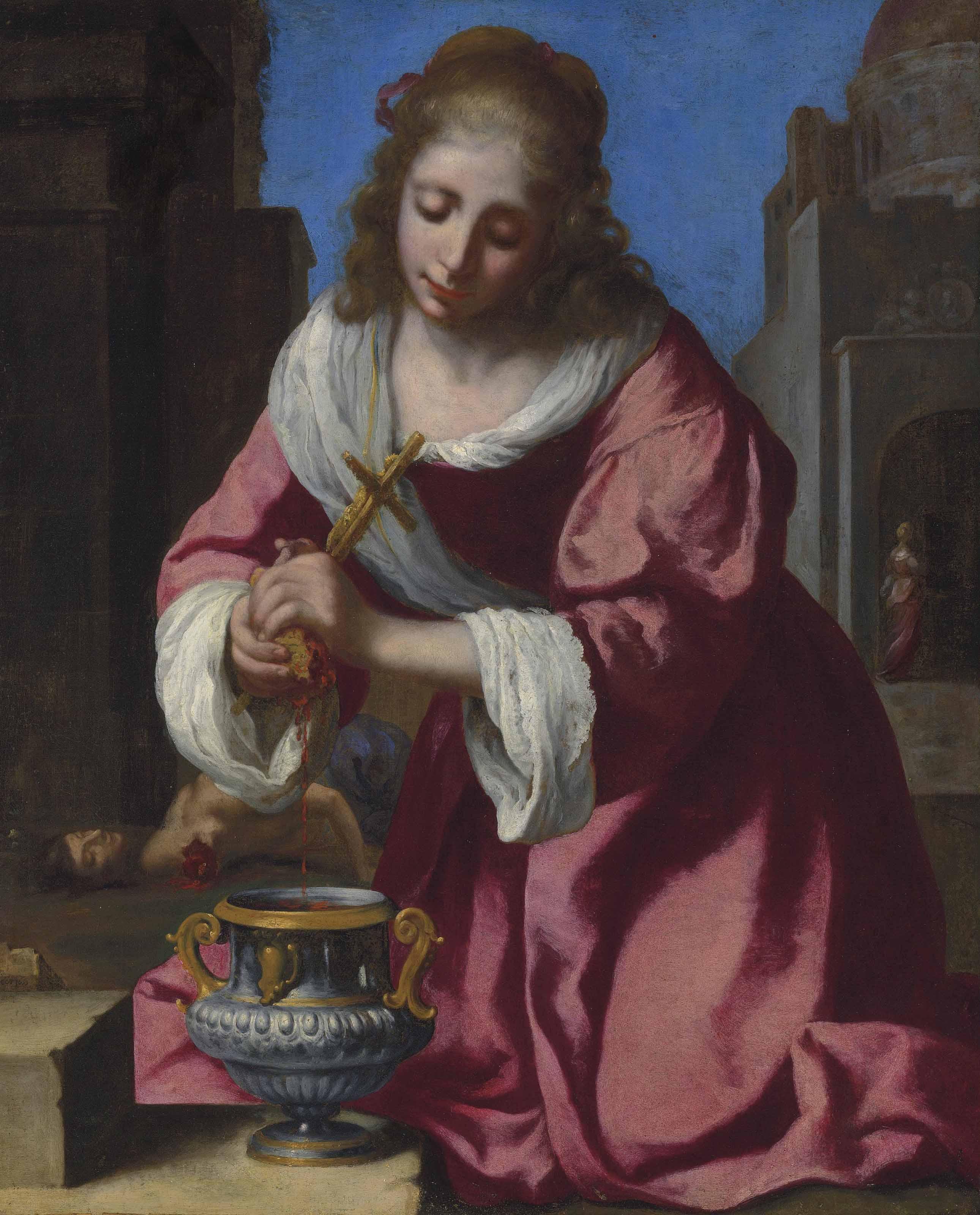 Johannes Vermeer (Delft 1632-1675)