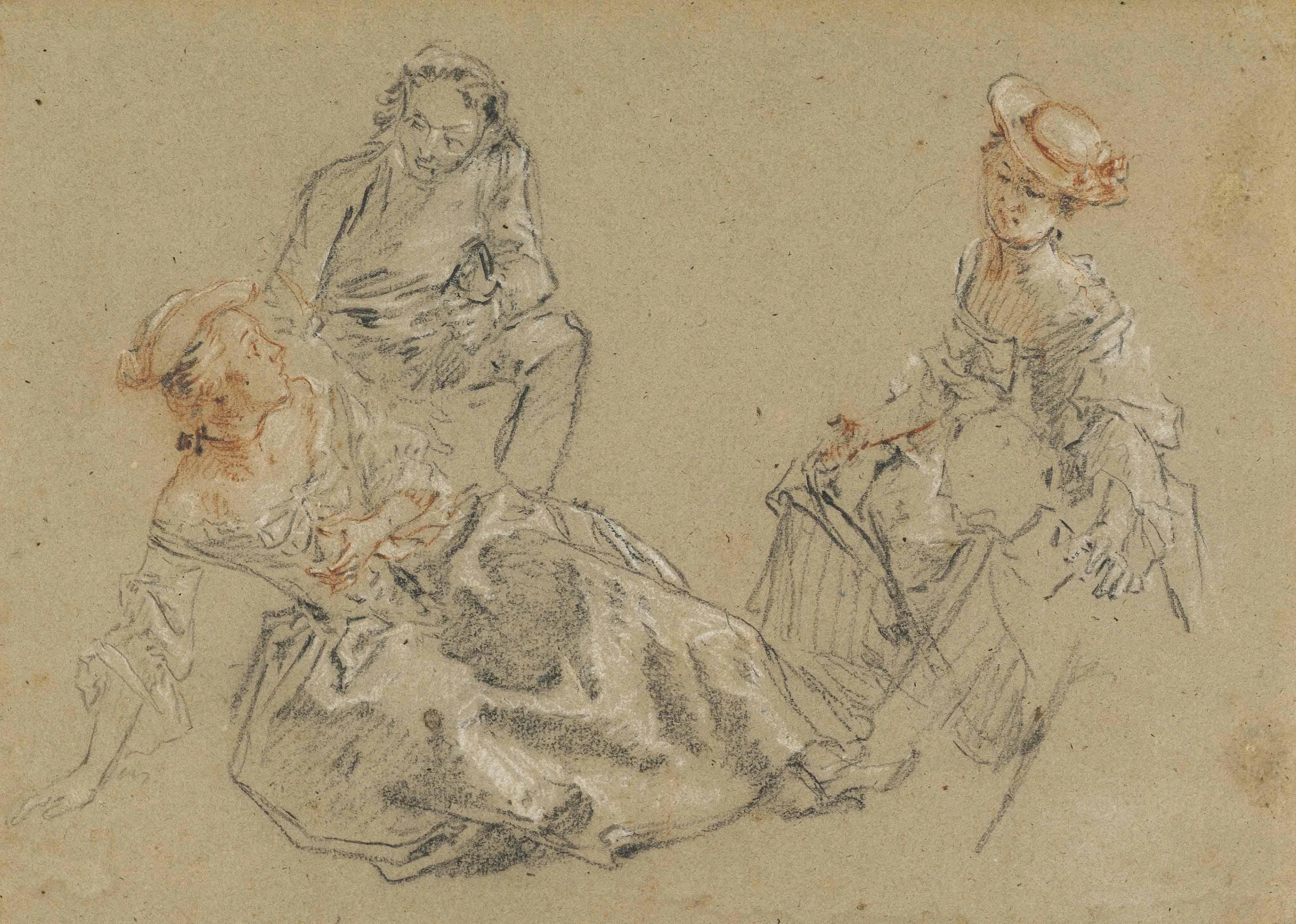 Nicolas Lancret (Paris 1690-1743)