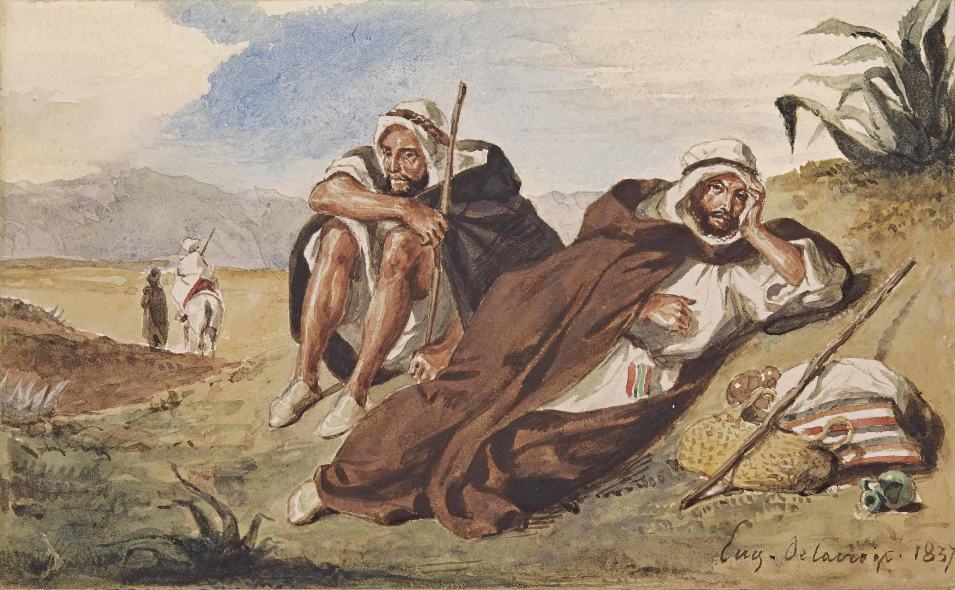 Arabes d'Oran