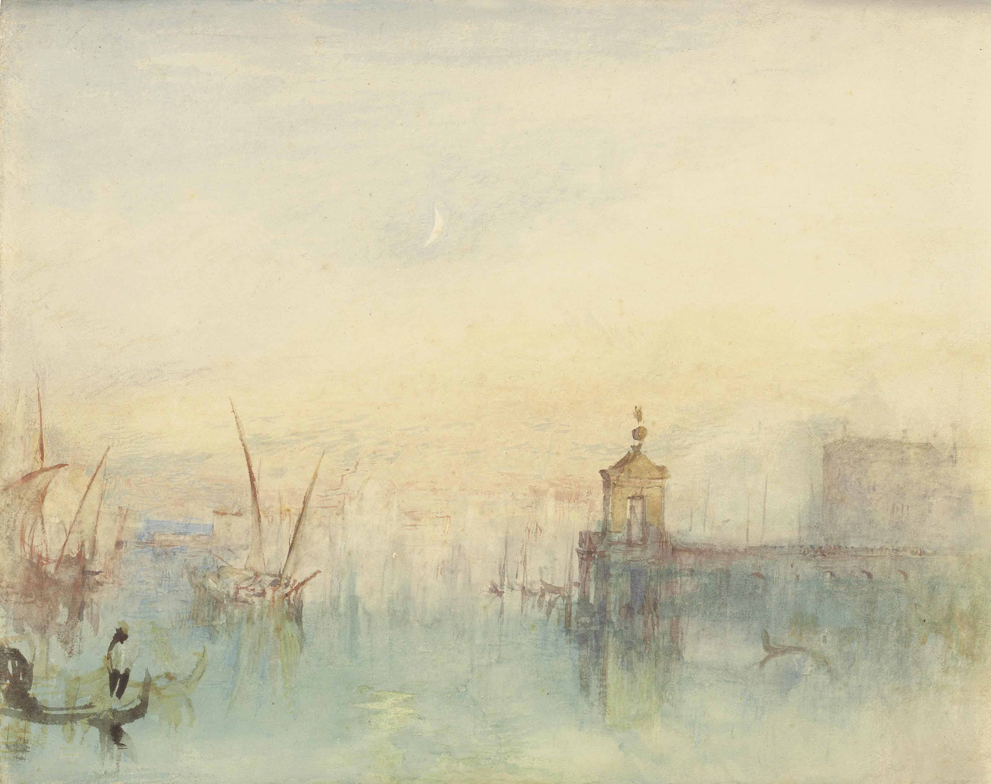 Joseph Mallord William Turner, R.A. (London 1775-1851)