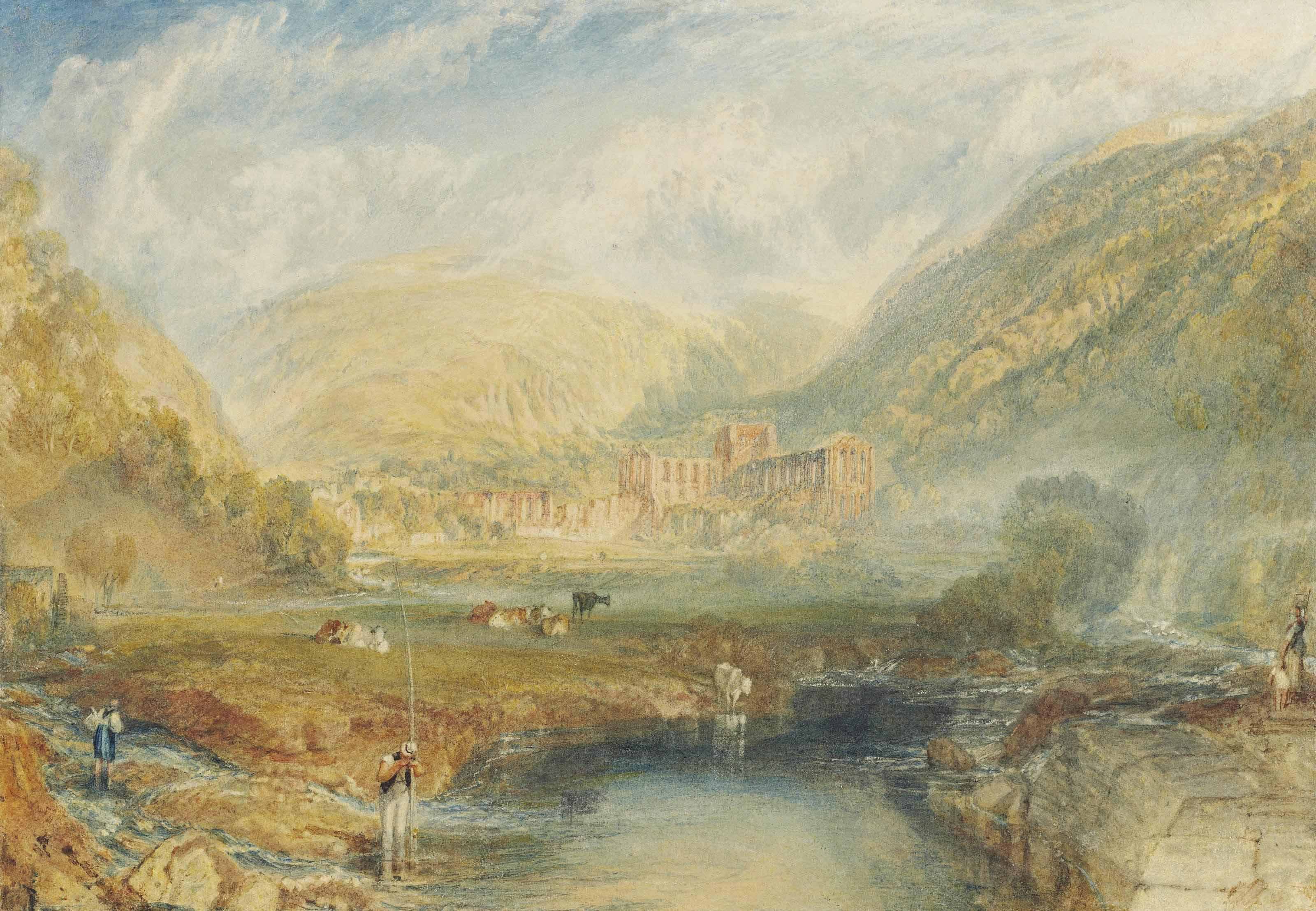 Joseph Mallord William Turner, R.A. (London 1775-1851)