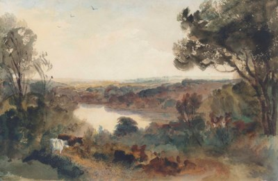 Peter de Wint, O.W.S. (Hanley