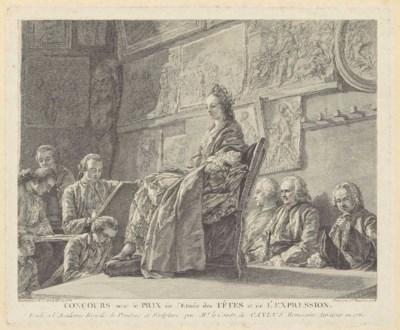 Jean Jacques Flipart (1719-178