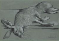 Hare in a Larder