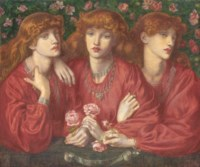 Rosa Triplex: A triple portrait of May Morris