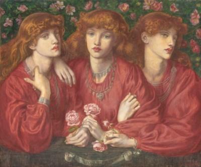 Dante Gabriel Rossetti (1828-1