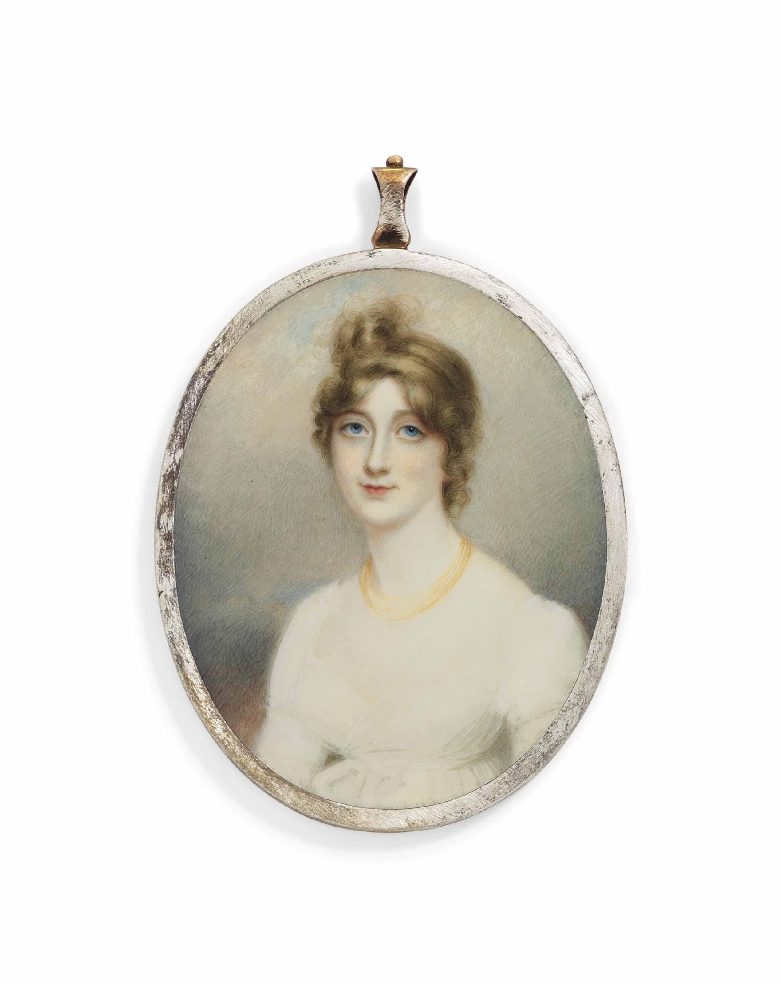 ANNE MEE, NÉE FOLDSONE (BRITISH, CIRCA 1770/75 - 1851)