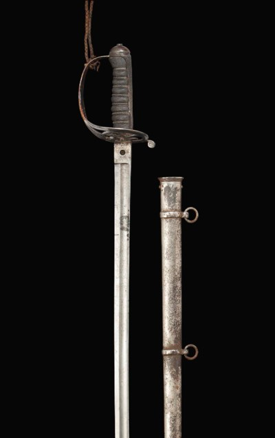 A BRITISH PATTERN 1854 GRENADI