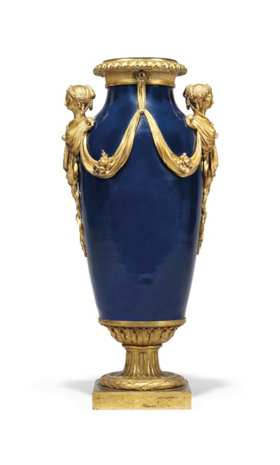 A LOUIS XVI ORMOLU-MOUNTED CHI