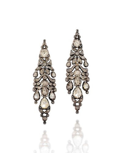 A PAIR OF LATE 18TH CENTURY DI