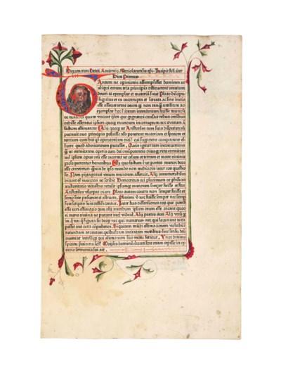 AMBROSIUS (Saint, ca. 340 - 39