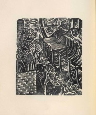 DAVID Jones (1895-1974). The C