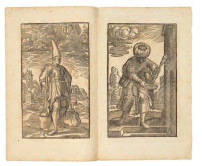 LORCK, Melchior (1526/7-after