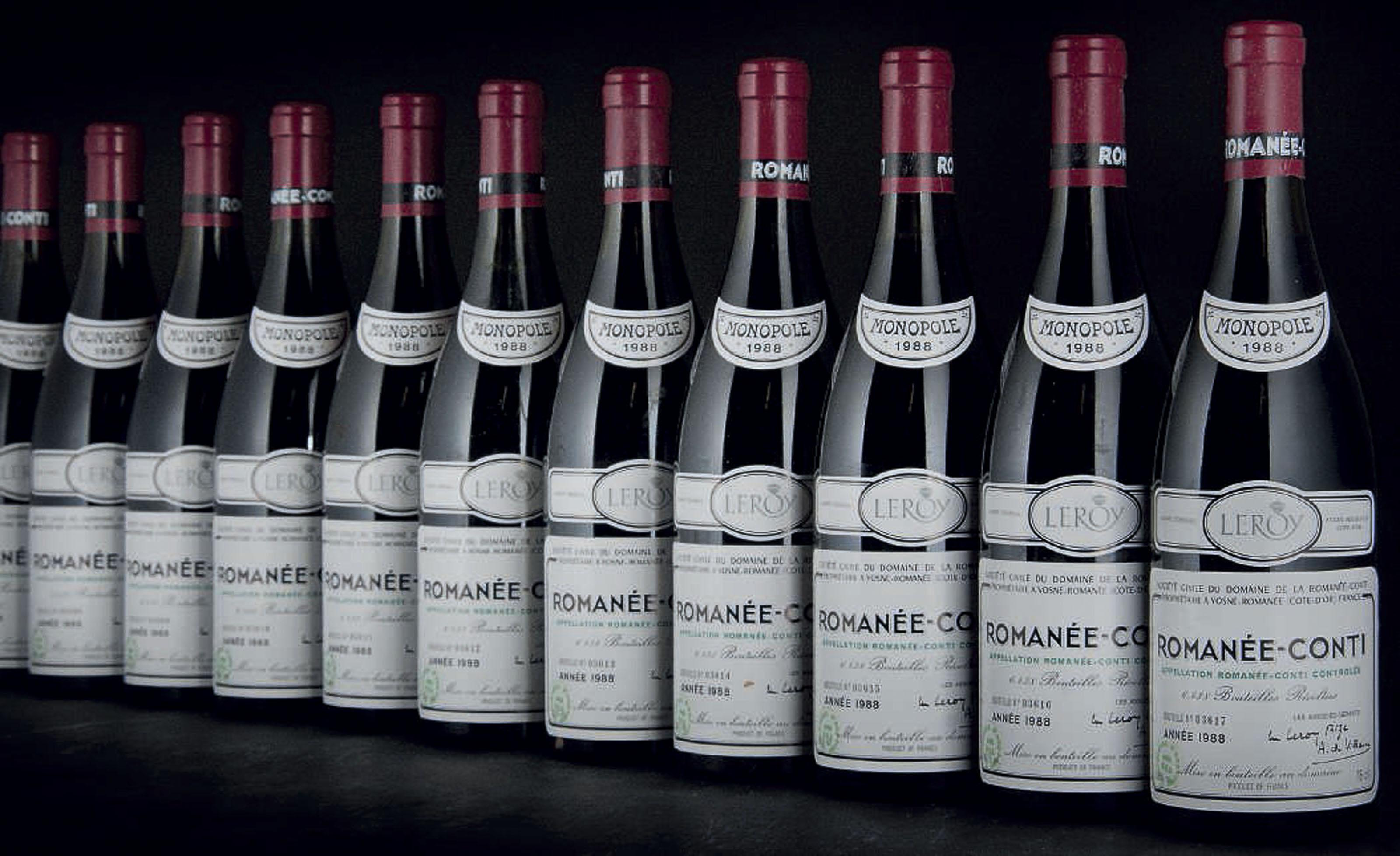 Domaine de la Romanée-Conti, Romanée-Conti  1988 , 1988