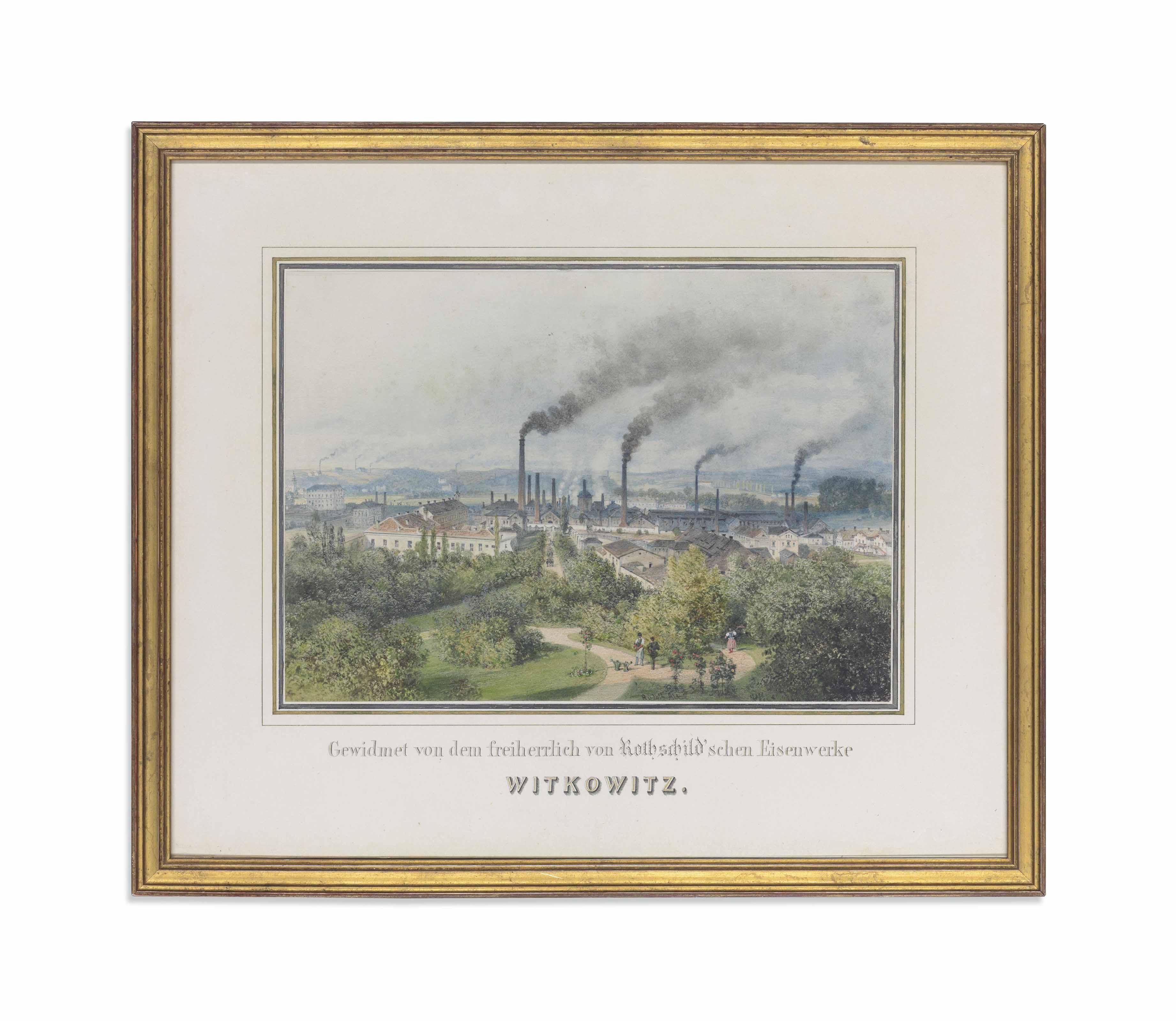 The Vitkovice Ironworks, Ostrava