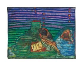 Friedensreich Hundertwasser (1928-2000)