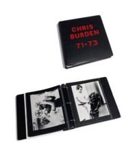 Chris Burden 71-73