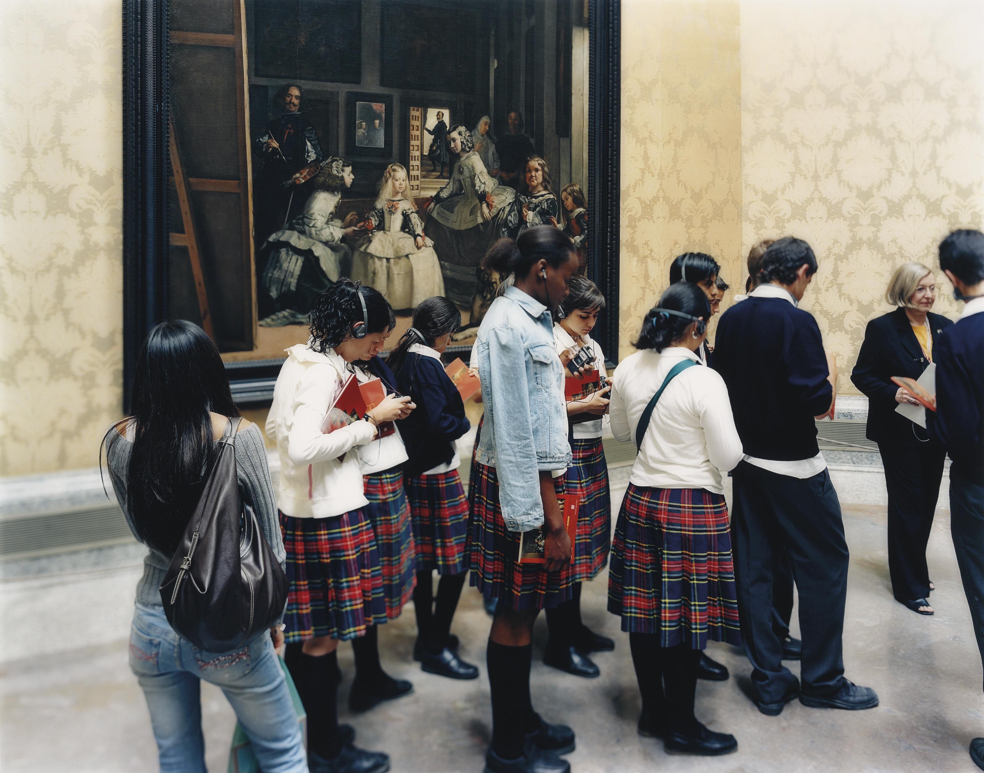 Museo del Prado 5, Madrid 2005