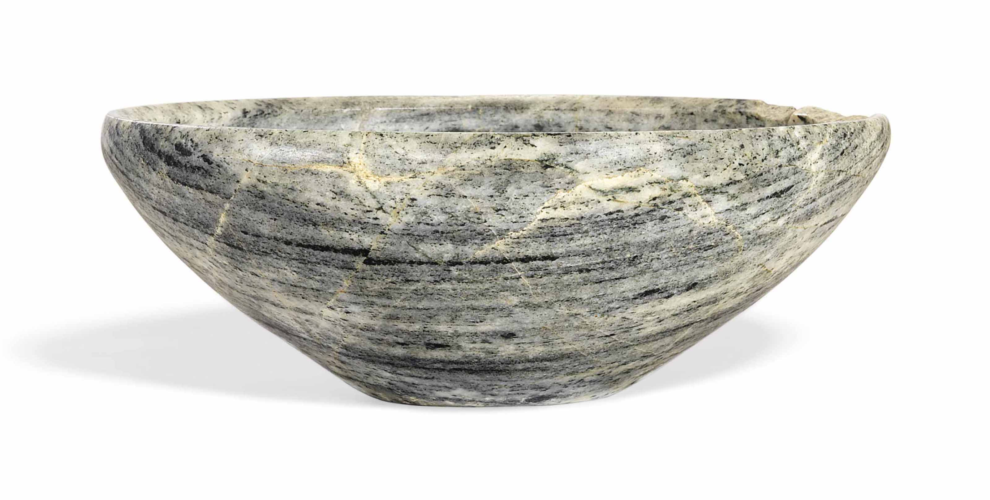 a large egyptian breccia bowl ||| other ||| sotheby's ... |Egyption Bowls