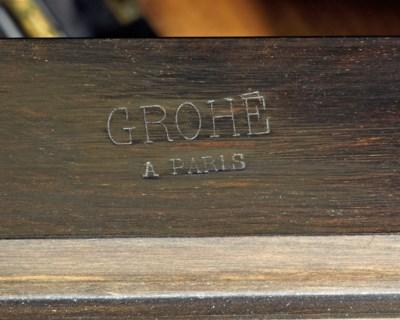 Guillaume Grohé, Paris, circa