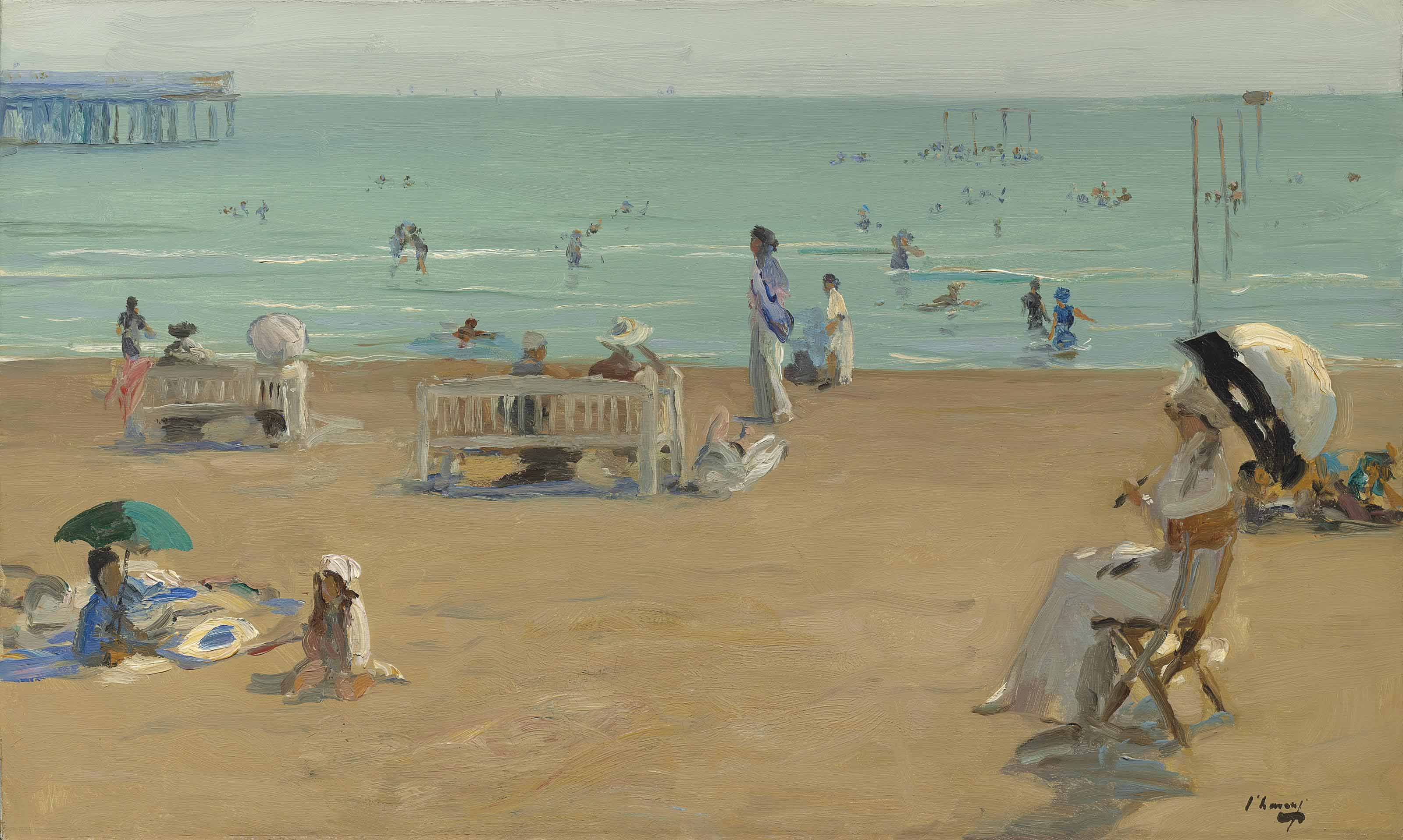 The Bathing Hour, Lido, Venice