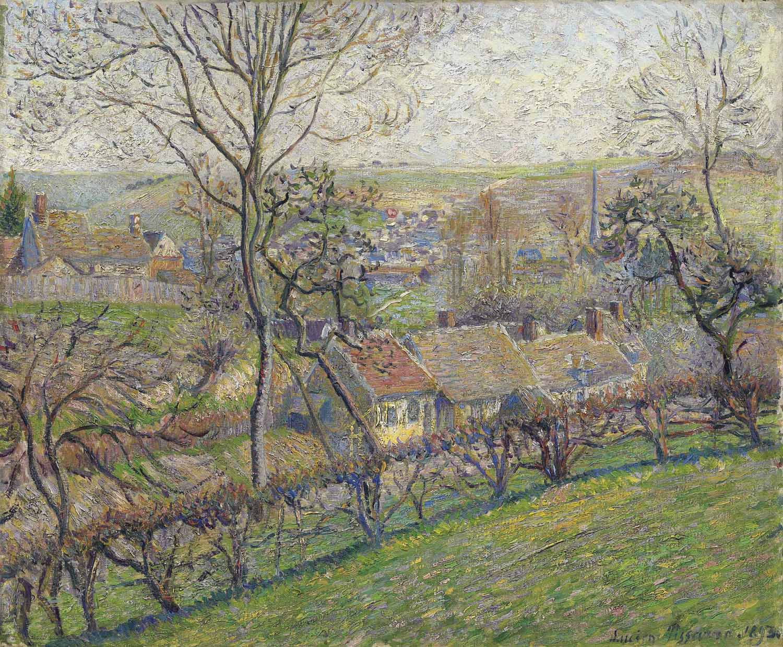 Vue d'Eragny
