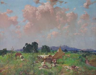 Stepan Kolesnikoff (1879-1955)