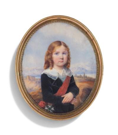 P. PERIN (FL. C. 1816)