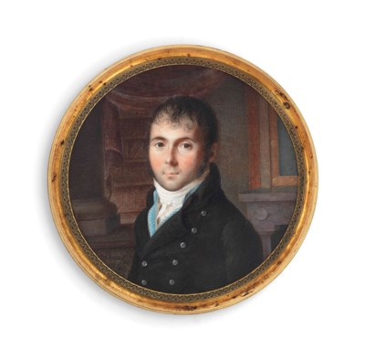 J. LECOURT (FRENCH, FL. C. 180