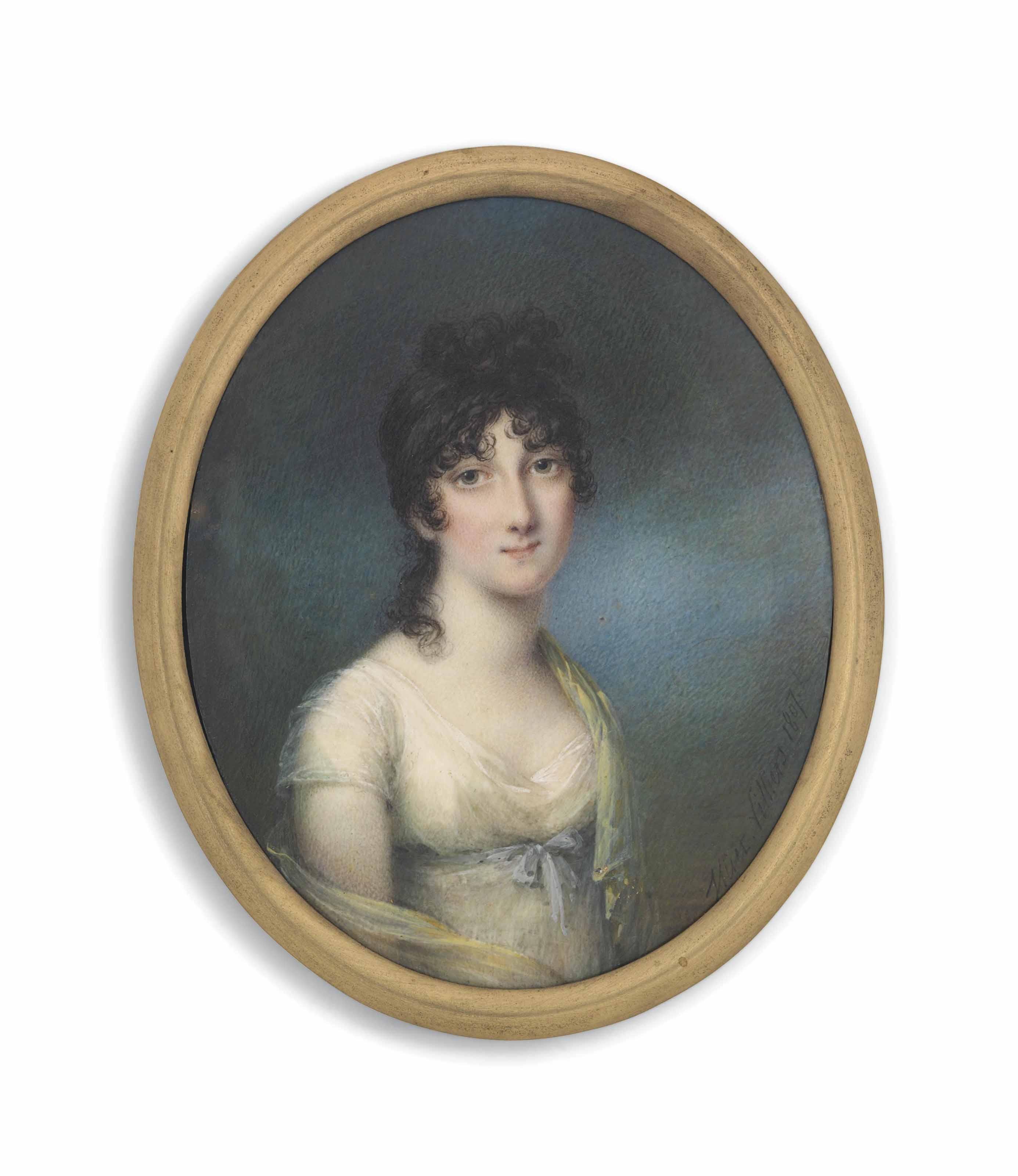 JEAN-FRANÇOIS-MARIE HUET-VILLI
