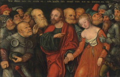 Lucas Cranach II (Wittenberg 1