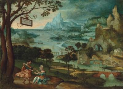 Lucas Gassel (Helmond c. 1495/