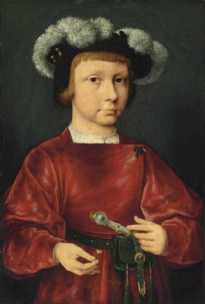Joos van Cleve (?Cleve ?-1540/