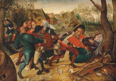 Pieter Bruehgel II (Brussels 1