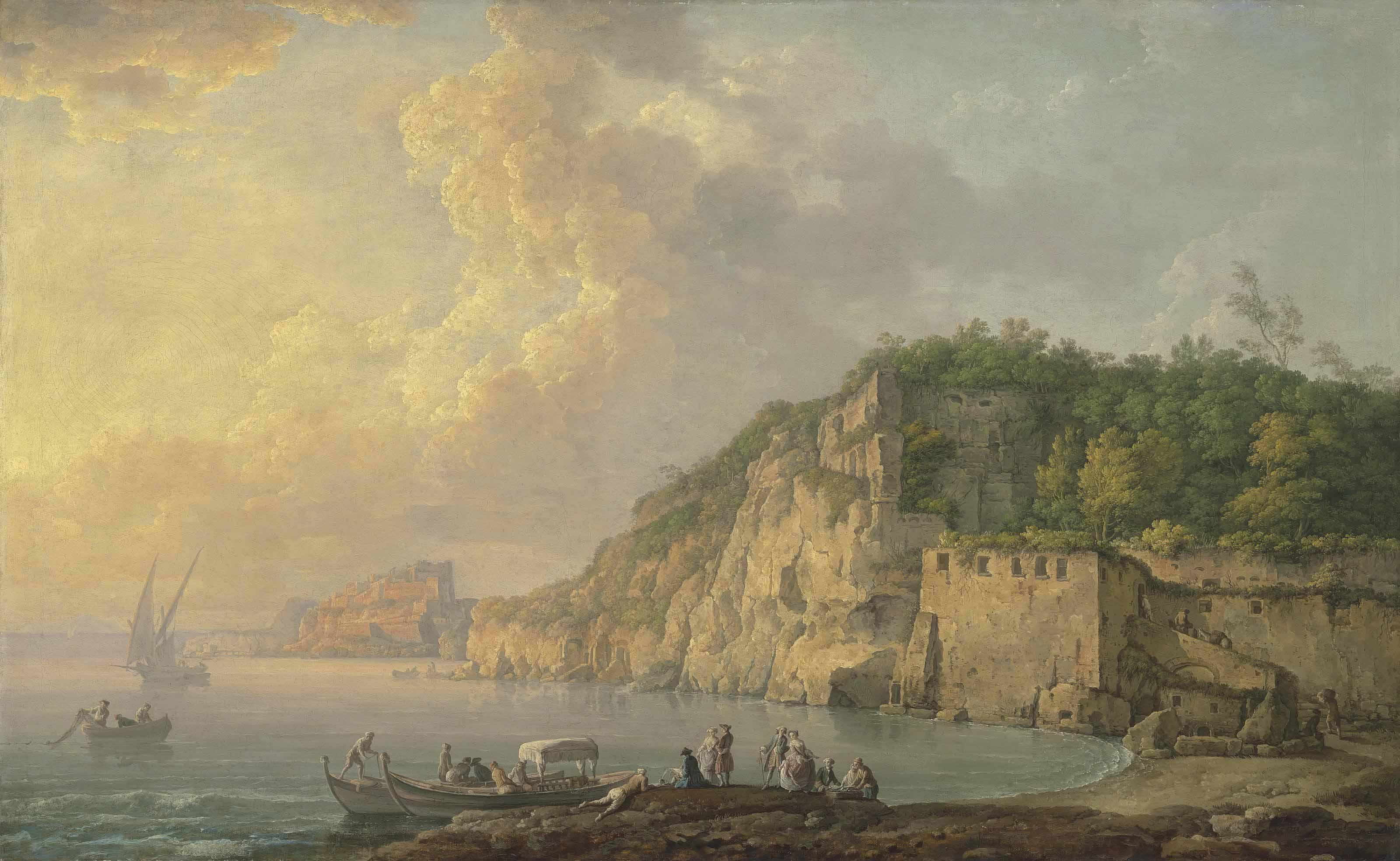 Carlo Bonavia (active Naples 1751-1788)