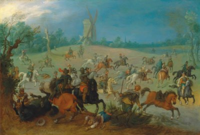 Sebastiaen Vrancx (Antwerp 157