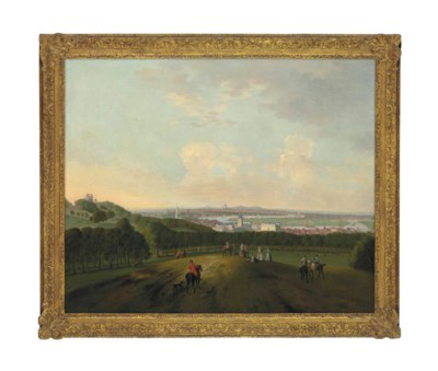 Peter Tillemans (Antwerp 1684-
