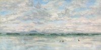 A Summer Day, Whitesands Bay, Pembrokeshire, South Wales