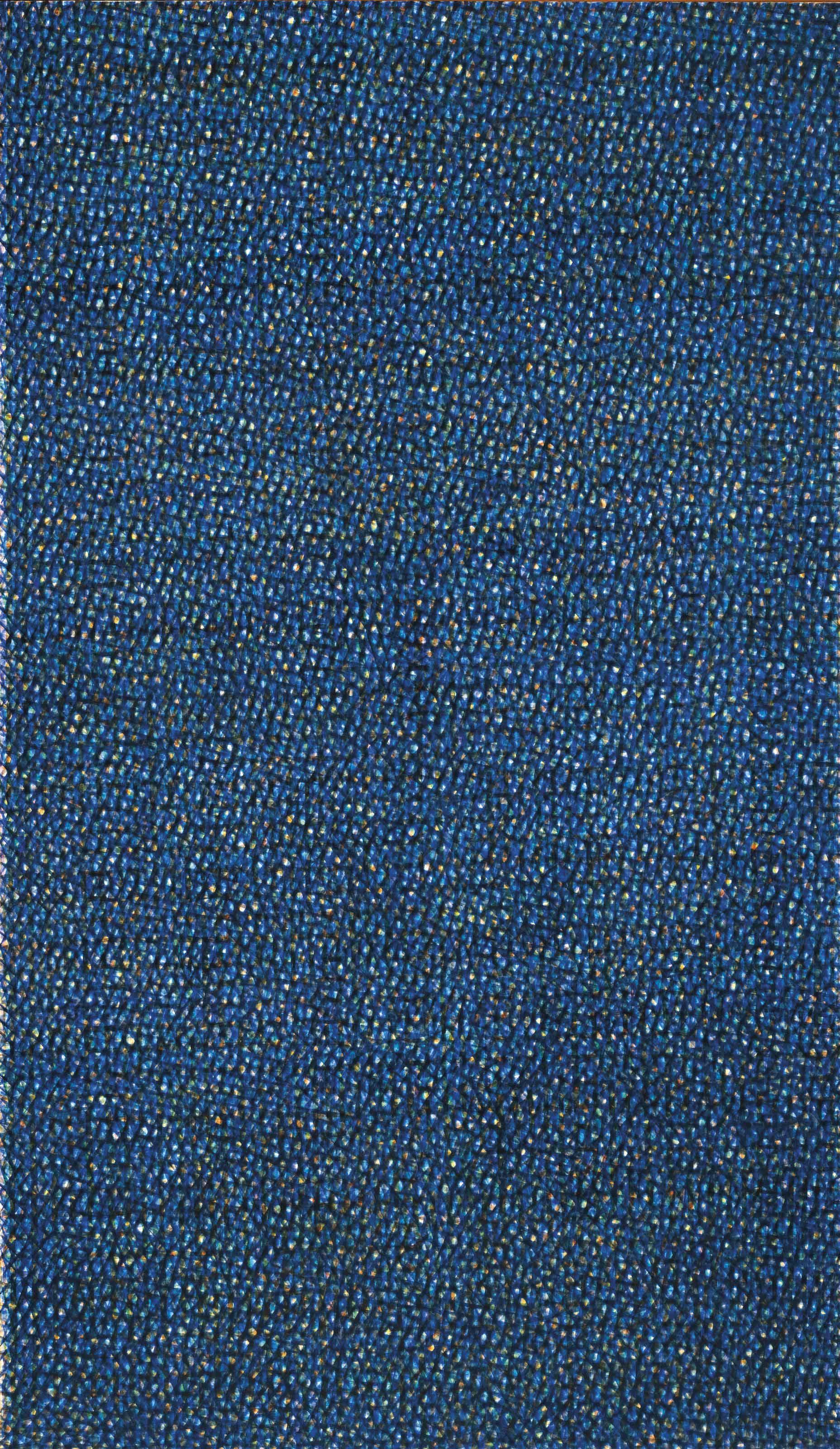 Sottovoce bleu