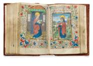 PRAYERBOOK OF HENRICUS YSENDIJ