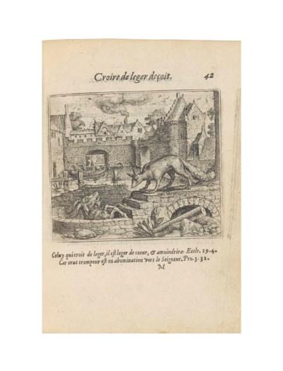[HEYNS, Pierre (?1537-1598).]