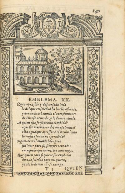 HOROZCO Y COVARRUBIAS, Juan de