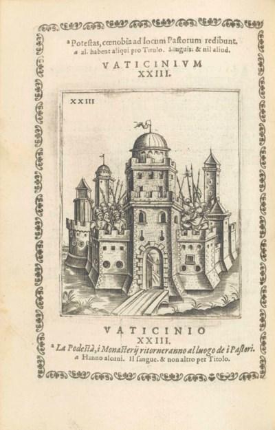 JOACHIM, Abbot of Fiore (1132-