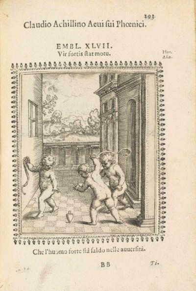 MACCIO, Paolo (c. 1570-1640).