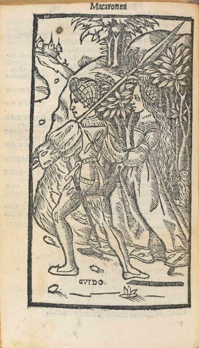 FOLENGO, Teofilo (1491-1544).