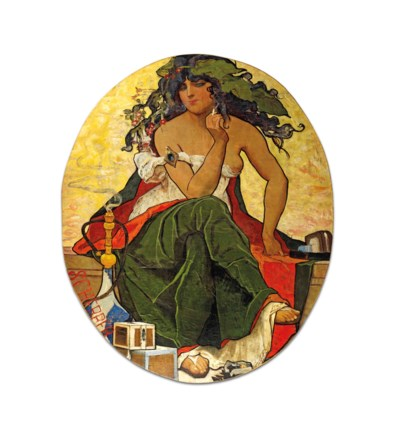 JEAN-JACQUES SCHERRER (1855-19